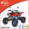 250cc ATV road legal quad bikes for sale
