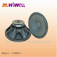 Aliuminum basket Inside/outside voice coil speaker material kapton