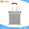 newest trolley mini bluetooth speaker with am fm radio USB wireless MIC remote control