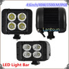 "12 volt automotive led lights double rows10""20""30""40"" 50 inch off road led light bar 10w/led"