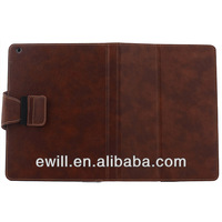 for ipad Air/5 Slim Hard Luxury Case Cover Flip Leather tablet case