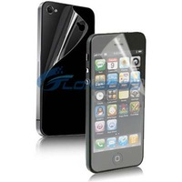 High Transparency Clear Front Screen & Back Protector Film for iPhone 5 5s 5G
