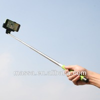 2014 Hot sale!! Handheld Extendable Camera and Mobile phone Monopod