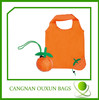 superior quality nylon folding fruit shape shopping bags
