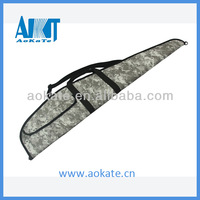 Camo tactical gun case for outdoor sports