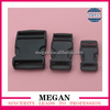 New design plastic dog collar buckles wholesale