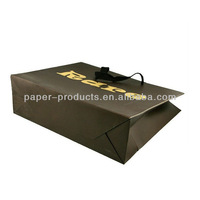 Shopping paper BAGS WITH HANDL