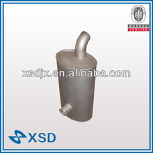 Hot sell diesel engine exhaust muffler