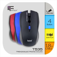 Make Wired Mouse Wireless T535 Best Wired Ergonomic Mouse