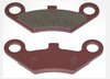 Front brake pads for Cf moto Cf188 500 ATV UTV,Shineray 250cc
