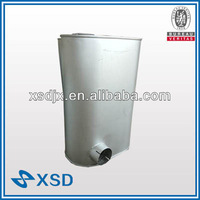 High quality muffler assembly for YUTONG parts