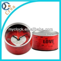 Home decor clock,discounted alarm clock,clock made in china