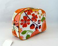 Wholesale promotional modella cosmetic bag factory