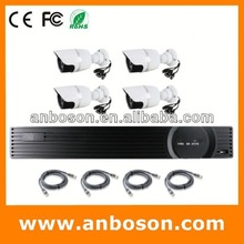 4CH ONVIF H.264 Network 360 degree car camera system