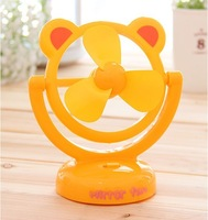Cartoon Style USB handy lovely mini fan
