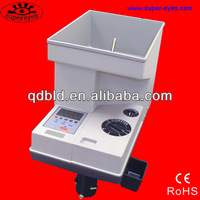 Coin counter/game token counter/game currency counting machine