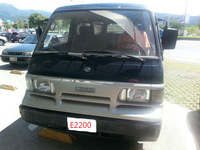 USED CAR VAN MAZDA E2200 VAN