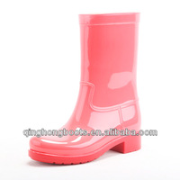 china rain boots wholesale red wellies