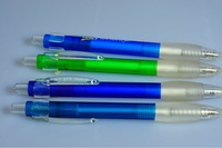 Popular Ads Plastic Push Ball Pen