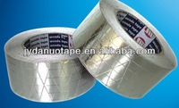 HVAC acrylic adhesive backed fsk roofing aluminium tape