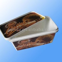 2014 Hot Sales Ice-cream Plastic Pckaging Cups/ Container/Boxs