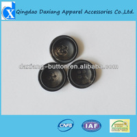 Four holes horn resin shell buttons for coats