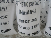 industrial grade synthetic cryolite on promtion