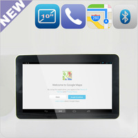 High quality private mould design 3G phone quad core android tablet usb host bluetooth gps