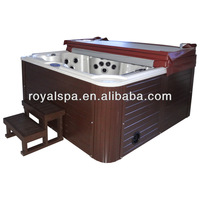 China professional OEM ODM Acrylic outdoor hot tub factory with cover