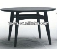 2014 Divany Modern furniture tempered glass dining table antique french zinc top dining table E-30