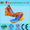 2014 commercial water slides, lava twist giant sliding inflatables