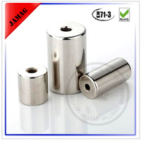 Permanent Cylinder Magnets for Starter Motor