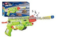 electric ,music, light airsoft bb gun nerf gun for kids nerf gun