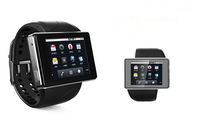 2014 newest Android watch phone,bluetooth connected and ,smart phone watch