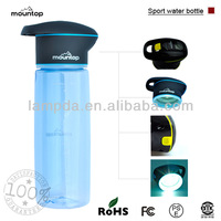 Promotional sports water bottle, BPA free,FDA,LFGB,EU standard