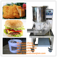 hamburger patty machine/burger patty machine