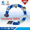 Keyland 1MW 3MW 5MW Photovoltaic Solar Panel Manufacturing Machine Turn Key Training