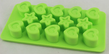 Top Quality Food Grade Ice Cube Molds Silicone