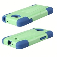 2014 high quality pc silicon cell phone case for lg l70 mobile phone accessory