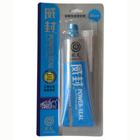 Neutral Blue RTV Silicone Gasket Maker Sealant for Car Care and Assembly