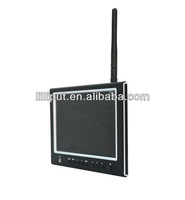 Lilliput FPV lcd monitor built-in 5.8ghz 32ch receiver , 400cd/m2 high brightness no blue screen for quadcopter
