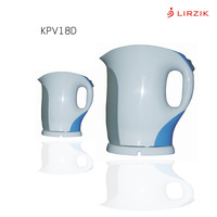 Instant heating automatic 1.8L kitchen appliance indoor energy saving electric tea plastic kettle set without any smell