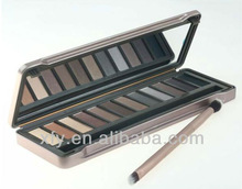 Hot!!!Professional 12 Color Makeup Palette Naked Shades Eye Shadows