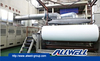 ALLWELL MACHINERY pp spunbond nonwoven fabric production line