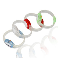2014 import party favors china sound activated led bracelet