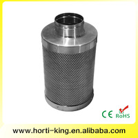 air system hepa air purifier active carbon filter cylinder