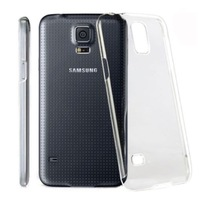 crystal hard pc case for samsung galaxy s5