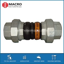 rubber expansion joints concrete flexible connector