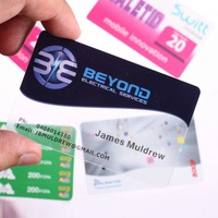 1405 eo-friendly frosted plastic name car FAST DELIVERY 10% DISCOUNT ORDER NOW