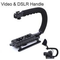 Camera Camcorder Stabilizer Handle Hand Grip for Canon 650D 600D 60D